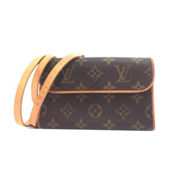 Louis Vuitton Handbags - Pochette Evening Bag Florentine Bum bag Clutch